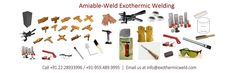 Exothermic Weld - Amiable is one of the leading Exothermic Weld Manufacturer Supplier and Exporter. We deliver and Export High Quality Exothermic Welding Product all over world.
