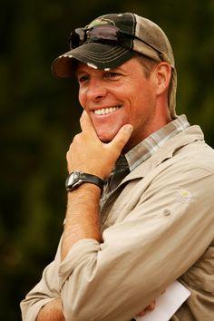 Dan Carter, guide. Smile!