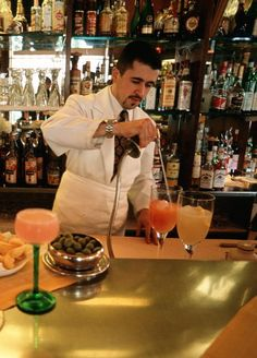 Bar Basso in Milan Italian Best restaurants and cafes - Artemest
