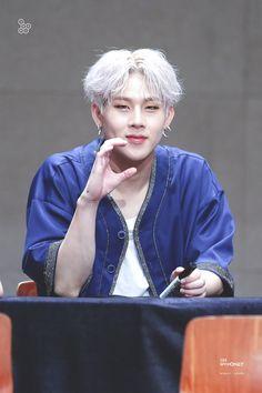 Jooheon // Monsta X Monsta X Jooheon, Shownu, K Pop, Michael Jackson, Rapper, Bad Songs, Lee Joo Heon, Im Changkyun, Won Ho