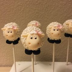 Sheep cake pops (2015) | Yelp