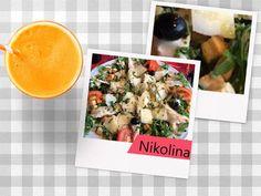 4. nedelja: Cezar salata sa rukolom i piletinom, Nikolina Smočilac Marković
