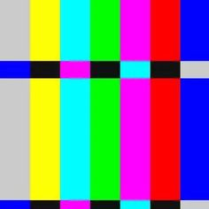 Mangled TV Signals (V). 2015 by MikeDiSclafaniPhoto on Etsy