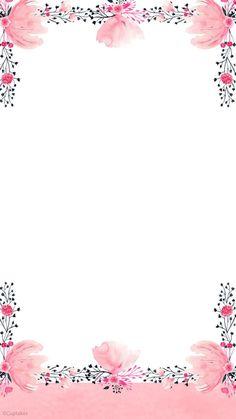 New Wallpaper Celular Whatsapp Pink Ideas Flower Backgrounds, Flower Wallpaper, Pattern Wallpaper, Wallpaper Backgrounds, Home Screen Iphone Wallpapers, Desktop Wallpapers, Phone Backgrounds, Iphone Hintegründe, Pink Iphone