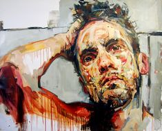 Andrew Salgado is a Canadian painter who has already received many awards and we predict many more. Indeed he is a really talented artist, with his very own style. The portraits he creates are beautiful. He will exhibit his works again this year. For more information, take a look at his portfolio.