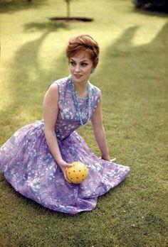 Gina Lollobridga 1950s