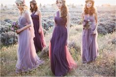 Convertible Bridesmaid Dress Ideas Mismatched bridesmaid dresses is a trend that I will always love. Theyallow each bridesmaid to look unique through either a variety in their dress color or style. I have found that one of the easiest way to achieve this look is through having all your ladies wear a convertible bridesmaid dress.The …