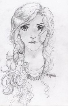 Annabeth Chase I think this is a really good pic of her