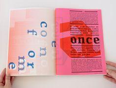 Design Graphic - Spécimens Typo