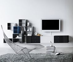 AV cabinets | AV furniture | Montana TV Hi-Fi Furniture | Montana ... Check it out on Architonic