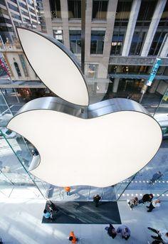 Apple Stores    exterior design and architecture   DesignRulz.com