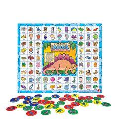 Another great find on #zulily! Descripto Dinos Game Set #zulilyfinds