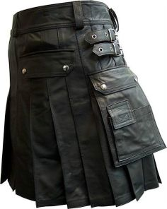 Hey, I found this really awesome Etsy listing at http://www.etsy.com/listing/116370875/mens-genuine-leather-gladiater-kilt