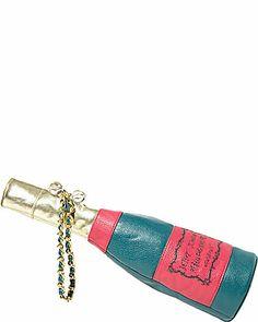 Champagne clutch by Betsey Johnson #bag #fashion #NYE