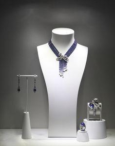 Senior jewelry display