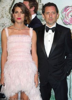 Heiress Charlotte Casiraghi has 'abruptly split' from her boyfriend Gad Elmaleh, according to reports.   American news website People claims that the 28-year-old royal - who is eighth in line to Monaco's throne - and the French comedian-actor 'drifted apart' after three years together.    The couple are parents to a 17-month-old son, Raphaël