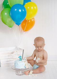 Favorite First  Birthday Moments