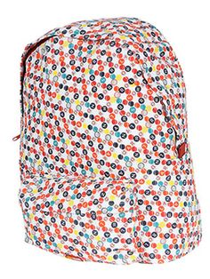 Roland Garros 2012 Backpack. I don't go to school anymore, but I WANT THIS.