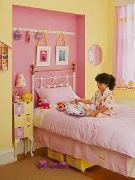 Charmant Pink And Yellow Girls Room   Google Search