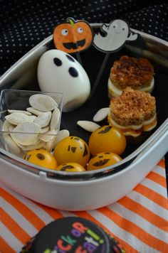 Halloween theme lunch box for kids