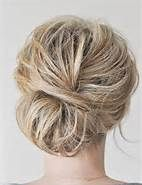 simple up dos for medium hair - Bing Images