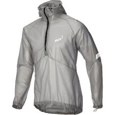 Inov-8 AT/C Ultrashell Half Zip (AW16) Running inov-8™s lightest ever waterproof, weighing just 125g. Designed for mountain and ultra athletes wanting to race as light and fast as possible, this shell is fully transparent, so race numbers worn und http://www.MightGet.com/february-2017-3/inov-8-at-c-ultrashell-half-zip-aw16-running.asp