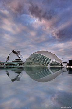 Valencia  Spain     by M. Llorens, via Flickr