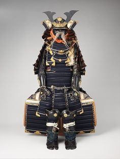 Helmet and mask inscribed by Jo Michitaka | Armor (Gusoku) | Japanese | The Met