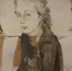 Online veilinghuis Catawiki: Irene van den Bos - Girl