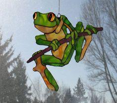 Tree frog - Department of Biological