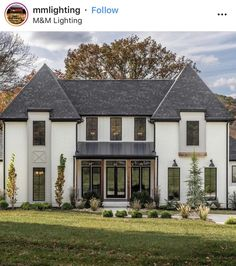 Amazing Architecture, Architecture Design, Future House, My House, Colonial, House Goals, My Dream Home, Exterior Design, Home Look