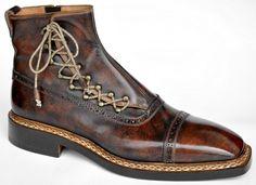 Bettanin & Venturi: Hanmade Shoes Cadenon Construction