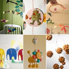 50 Fabulous Mobiles To Make, Buy Or Hang In The Sky