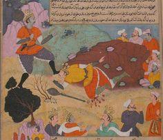 Epics in India: Storytelling for Week 10: Dhritarashtra Gets Revenge