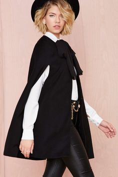 Sophie Cape | Shop Clothes at Nasty Gal