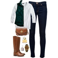 """""""Cold Today!"""" by classically-preppy on Polyvore"""