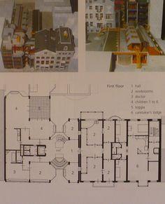 Aldo Van Eyck, Arch, Floor Plans, House, Amsterdam Holland, Architectural Firm, Longbow, Home, Wedding Arches