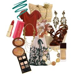 Promise of Adventure, created by rachael-phillips on Polyvore