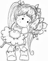 Resultado de imagen para muñecas magnolia de cocineras