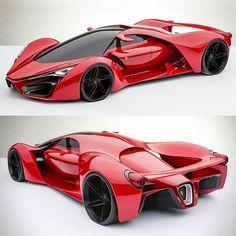 Look back at the Ferrari F80 Design #luxury #luxurylifestyle #richlifestyle. #rich #wealth #prosperity #cash #cars #passion #dreams #goals. #Get your #6figures #income #secret http://wealthyguru.com