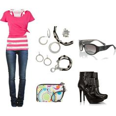 www.MyThirtyOne.com/AmyKawa    Cute outfit and paired up with amazing Thirty-One products!  Love it!