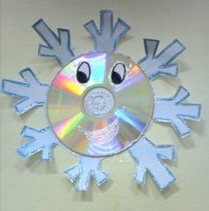 Addobbi Snowflake from a CD