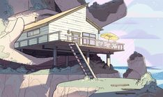 Steven Crewniverse Behind-The-Scenes Universe: A selection of Backgrounds from the Steven...
