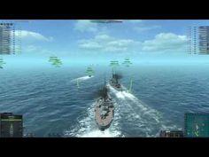 Steel Ocean Gameplay 3 - Steel Ocean is a Free to Play (F2P), Naval Warships warfare, Shooting MMO Game set in World War II period