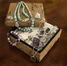 Nina Nguyen Designs Jewelry box! What is in your Jewelry Box?