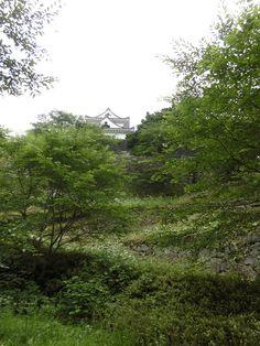 大洲城 石垣 2015.06.15