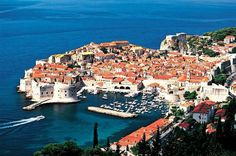 Dubrovnik, Croatia, is a fantastic walled city that can be explored on Zuiderdam's Collectors' Voyage. #Europe