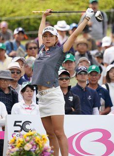 Asian Red Hair, Great Women, Beautiful Women, Tennis Fashion, Lpga, Ladies Golf, Sport Girl, Beauty Women, Badminton
