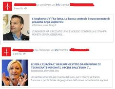 Le Pen e Orban, due modelli di apertura verso il mondo degni delle Nazioni Unite...