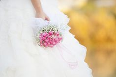 Bride in Pamukkale / Turkey